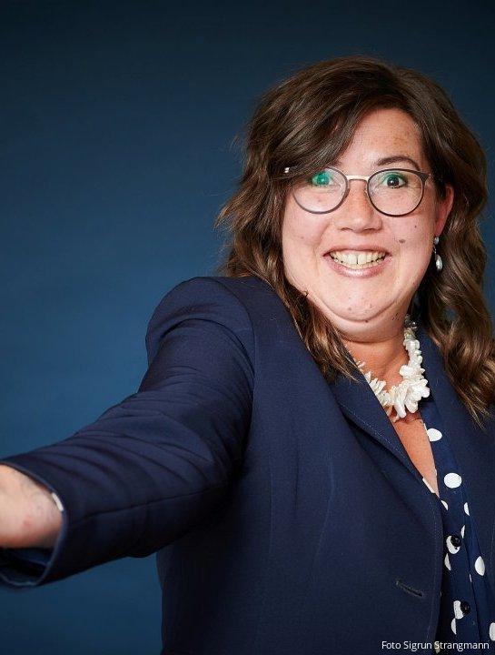 Portraitfoto Rubina Ordemann